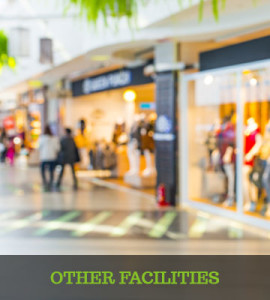 Duty-free outlets
