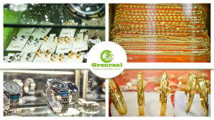 Grenreal jewelry & accessories