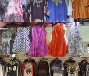 women & kids clothes